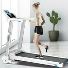 Folding Incline Electric Treadmill Running Motorized Exercise Fitness Machine EE