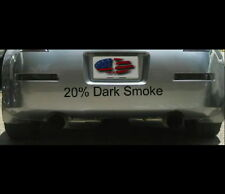 03-08 350Z pre-cut Rear Signal & Reverse light, dark smoked vinyl overlays film