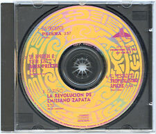 PRISMA Agua Prieta TROPICALISIMO APACHE La Revolucion De Emiliano Zapata CD