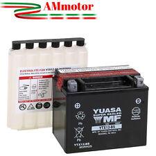 Batteria Yuasa Suzuki VL Intruder C 800 YTX12-BS Ricambi Originale Moto