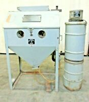 TRINCO DRY BLAST WITH DUST CATCHER 36 **SEE DETAILS**