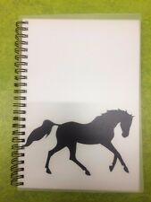 BHS Black Horse Notebook A5
