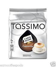 Tassimo Carte Noire Cappuccino café (Pack De 4) 64 T-Discs 32 Portions