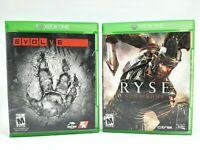 Xbox One Game Bundle - Evolve & Ryse: Son of Rome