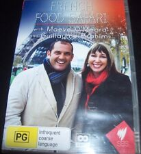 French Food Safari With Meave O'meara & Guillaume Brahimi (Aust Reg 4) DVD NEW