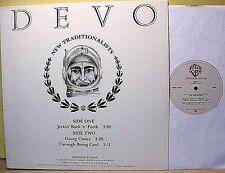 "DEVO - Jerkin' Back 'n' Forth +2 - '81 WB lbl 12"" 3-song punk wave PROMO EP - NM"