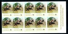 2014 Australia Equestrian Events Polocrosse Stamp Sheet. Mnh
