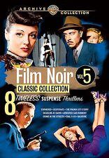 FILM NOIR COLLECTION : VOLUME 5 -  DVD - UK Compatible - New & sealed
