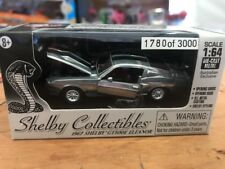 1:64 Shelby Collectables1967 Shelby GT500E Eleanor Mustang Convention release
