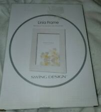 Original Linia  Elegant  5x7 Photo Picture Frame by Swing Design-A2