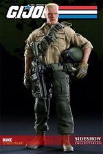 Sideshow Duke GI Joe First Sergeant ARAH Cobra