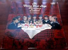 The Vienna Choir Boys  Christmas Festival 1976  RCA Red Seal 8020  LP Strong VG+