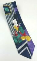 Mickey Mouse Unlimited Disney Men's Classic Neck Tie 100% Polyester Vintage