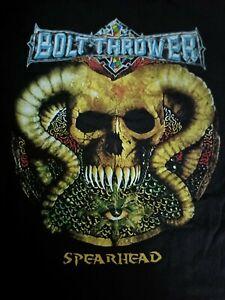 Bolt Thrower Shirt Rar, Benediction, Morbid Angel, Death