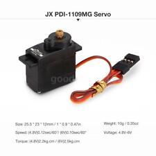 JX PDI-1109MG 4.8V-6V 2.5kg Digital Metal Gear Mini Servo for 1:18 RC Car K5C5