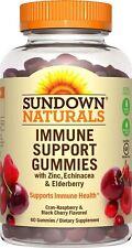 Sundown Elderberry, 60 Gummies exp 10/19
