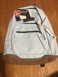 JanSport Right Pack Laptop Backpack - Pastel Blue