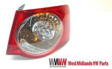 New VW Jetta  2005-2010 Rear Tail Light Full LED Driver Side