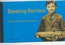 GB - PRESTIGE STAMP BOOKLETS - 1998 - DX21 - BREAKING BARRIERS