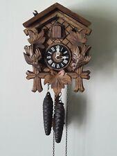 Vintage West Germany German Cuckoo Clock