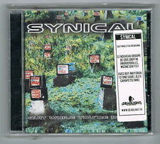 SYNICAL - QUIT WHILE YOU'RE BEHIND - CD 9 TRACKS - 2012 - NEUF NEW NEU