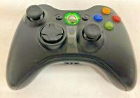 Microsoft Xbox 360 Wireless Controller Black X53164-005 Model 1403