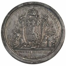 [#62351] FRANCE, History, End of Monarchy, Medal, 1790, EF(40-45), Tin, 39