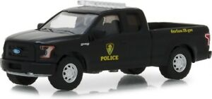 Greenlight 42860-F Hot Pursuit S2017 Ford F-150 Indiana Dept of Natural Resource
