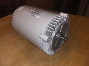 Franklin Electric 1301007145 3/4HP 1800RPM 208-230/460V 56C DP MOTOR