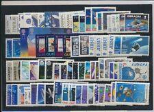Cept Jahrgang 1991 postfrisch in den Hauptnummern kompl.........................