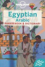 Lonely Planet Egyptian Arabic Phrasebook *FREE SHIPPING - NEW*
