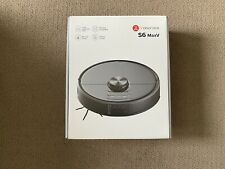 Roborock S6 Max V Robotic Vacuum and MOP Cleaner - Black With ReactiveAI
