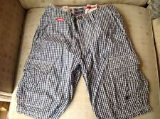 Superdry Check Big & Tall Shorts for Men