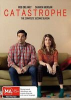 Catastrophe : Season 2 DVD : NEW