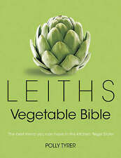 Leiths Vegetable Bible by Polly Tyrer (Hardback, 2008)