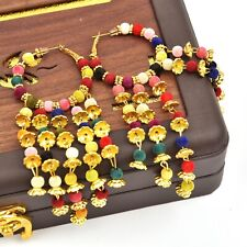 Pakistani Indian Fashion Jewelry Earring for Wedding Party & Gift - J70