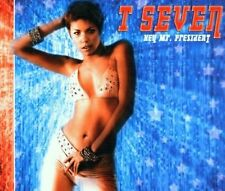 T Seven Hey Mr. President (2001) [Maxi-CD]
