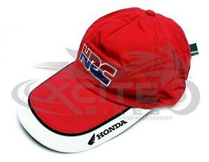 Genuine Honda Baseball Cap, HRC - Red #APSTDCA103FSZA#