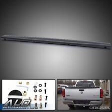 Tailgate Cover Cap Molding Panel Black Fit For 02 08 Dodge Ram 1500 2500 3500 Fits 2008 Dodge Ram 3500