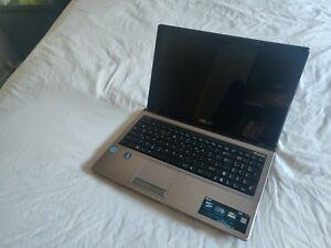 "Asus X53E Laptop 15.6"", 6GB RAM, 750GB HDD, Intel CORE i5 Windows 10"