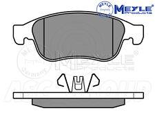 Meyle Freno Pad Set, asse anteriore con piastra anti-squeak 025 249 1418
