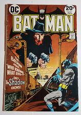 Batman #253 The SHADOW introduced to DC. Mike Kaluta Cover, O'Neil & Novick