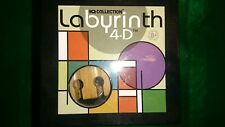 'Labyrinth 4-D' IQ Collection. Wooden Puzzle Cube. VGC.