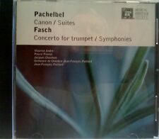 PACHELBEL / CANON / SUITES & FASCH / CONCERTO FOR TRUMPET / SYMPHONIES