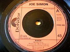 """JOE SIMON-River 7"""" vinyl"""