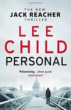 Personal: (Jack Reacher 19)-Lee Child