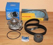 ZAHNRIEMEN SATZ BOSCH 20V Turbo AUDI S2 200 90 Ur Quattro SKF Wasserpumpe Motor