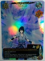 Carte Naruto Custom Collectible Card Game CCG Foil Fancard  #11 Susano'o
