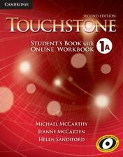 TOUCHSTONE LEVEL 1 STUDENT'S BOOK A WITH ONLINE WORKBOOK A 2ND EDITION by...