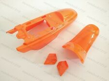 Body Panels (Orange) fit for Yamaha50 PW50,PY50,PeeWee50 G50T motorcycle parts